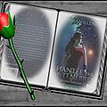 Service presse du boudoir ecarlate : melena sanders tome 1 : hantée par les ténèbres (susan illene)