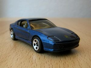 Ferrari 456 M 01 -Hotwheels- (1999)