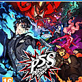 Persona 5 Scramble PS4