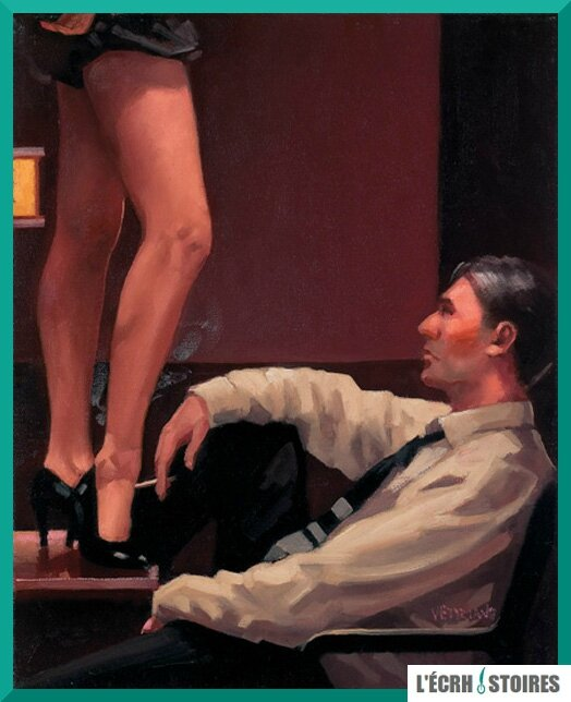 Legs Eleven Jack Vettriano