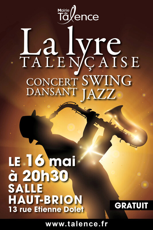 Lyre swing jazz 2018 - vediaud-HD