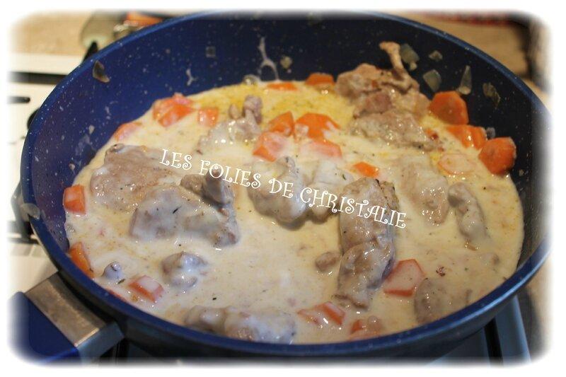 Filet mignon de porc crème 6