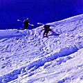 Le taillefer à ski 2857 m – combe oursière