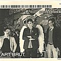 Art brut - samedi 12 novembre 2011- moby dick club (madrid)