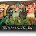 Boutique jeux de société - Pontivy - morbihan - ludis factory - 3 Singes