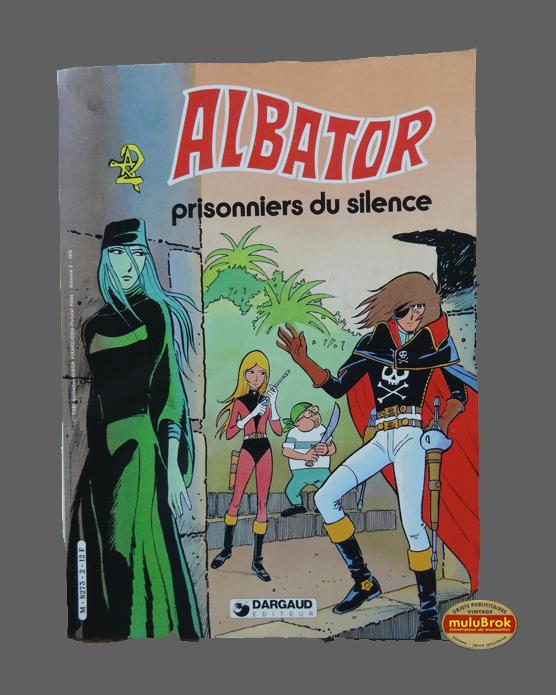 ALBATOR Prisonniers du silence (1)