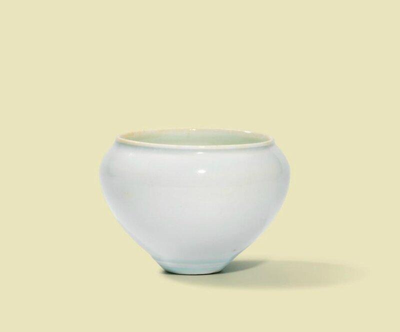 A small Qingbai alms bowl, Song dynasty (960-1279)