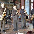 1. dimanche 1er avril : Quatuor J.Y. Fourmeau