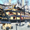HMS VICTORY babord
