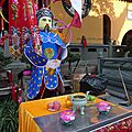 Shanghai - Du côté du temple du Bouddah de Jade