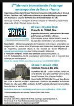 Biennale Internationale de DREUX 2016 2