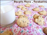 biscuits choco cacahuete index