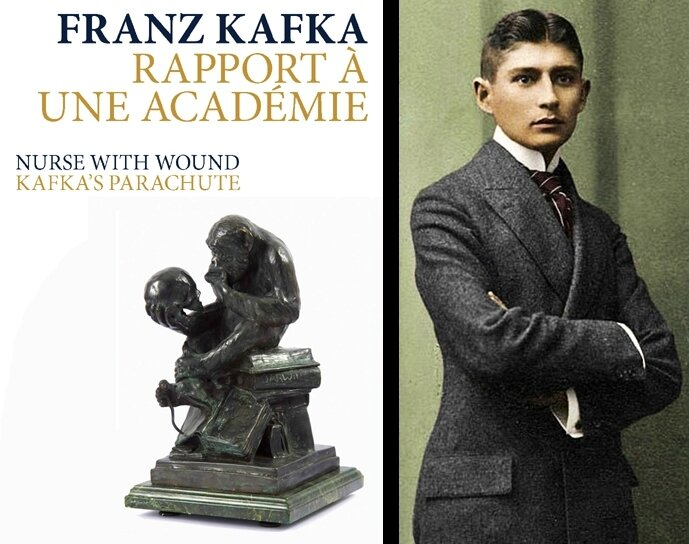 fond kafka nurse with wound lkl