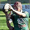 défi 11 carré - Claude - rugby