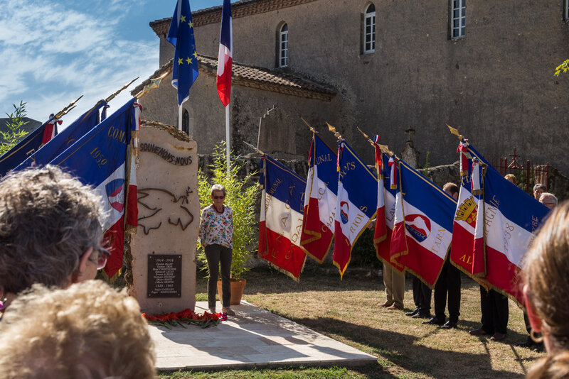 Inauguration monument aux morts 2018 09 02a3