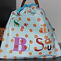 sac à bisou Maminette