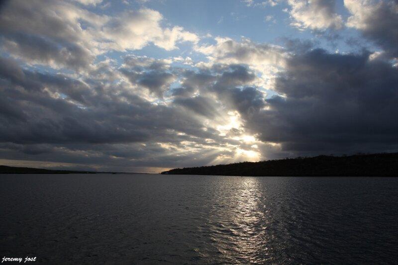 sunset canal itabaca