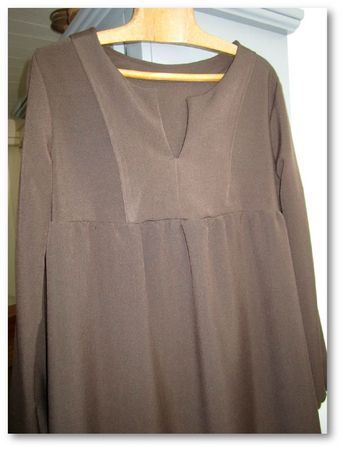 robe mat citro encolure 11 11
