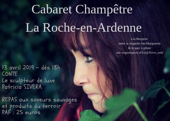Cabaret Champêtre avril