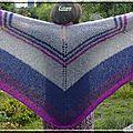 Eva's shawl irlandais