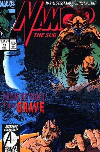 namor the sub-marine 1990 39