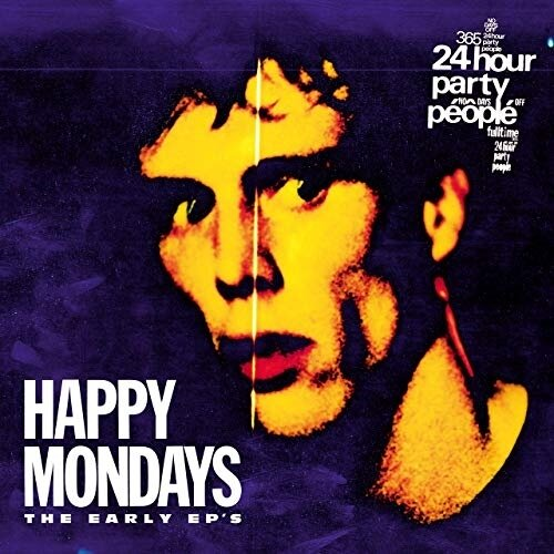 Happy Mondays - The Early EP's