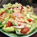 La salade de monsieur