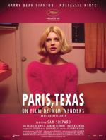 Affiche Film Paris Texas Win Wenders