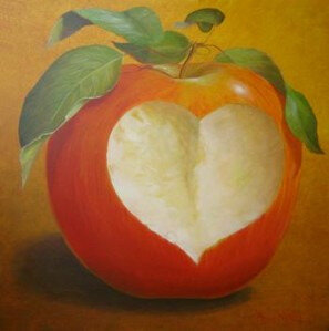 amour-pomme-nature