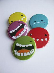 badges monstres 1