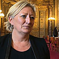 Catherine morin- desailly ministre de la culture de la région normandie au service d'un jacobinisme rouenno-rouennais?
