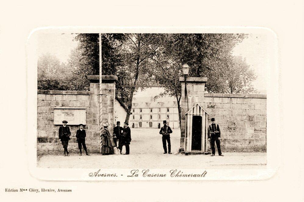 AVESNES-La Caserne Chémerault