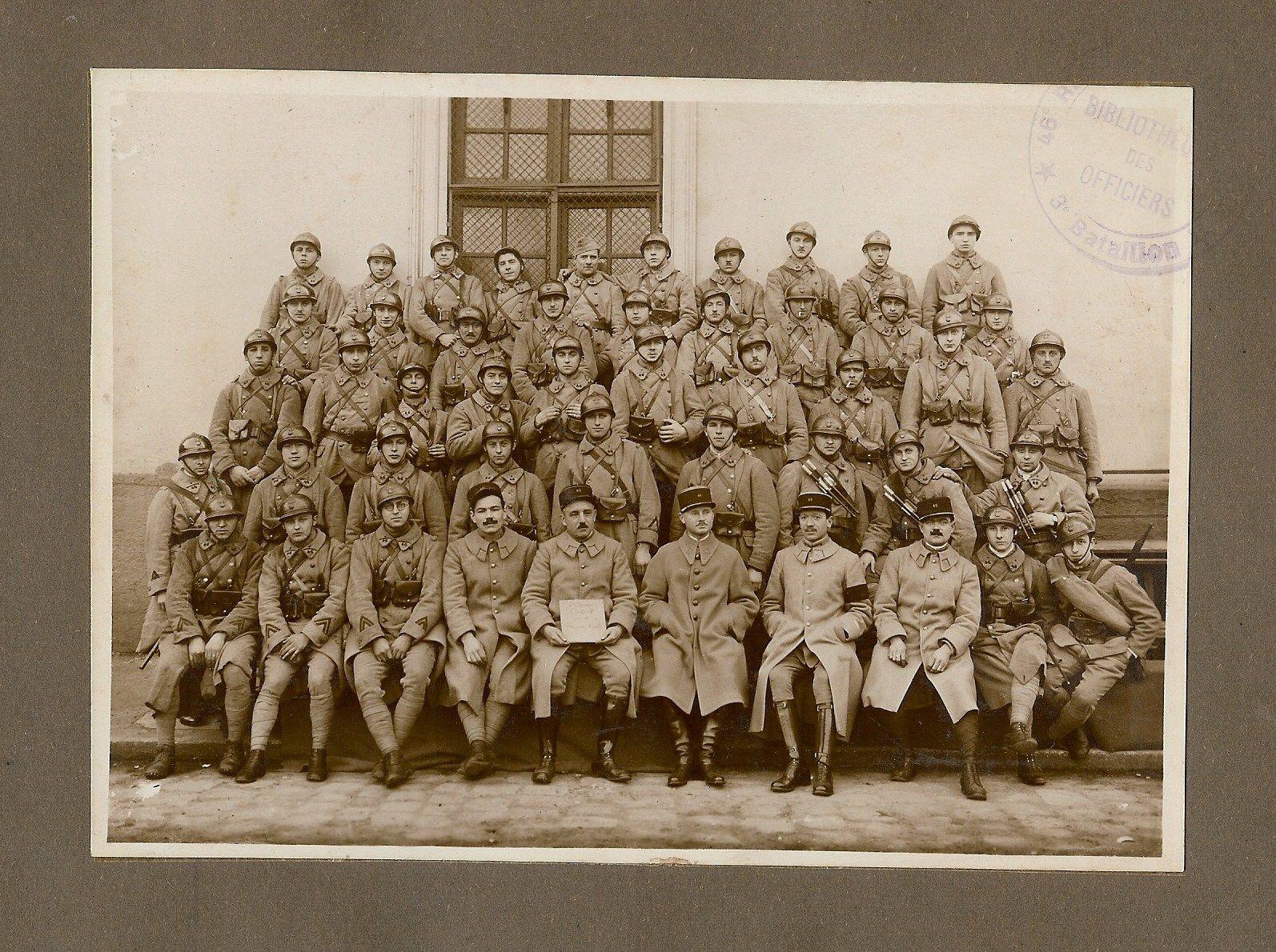 Album 46°RI Années 20 Colonel Linarès 008