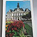 Limoges - hotel de ville