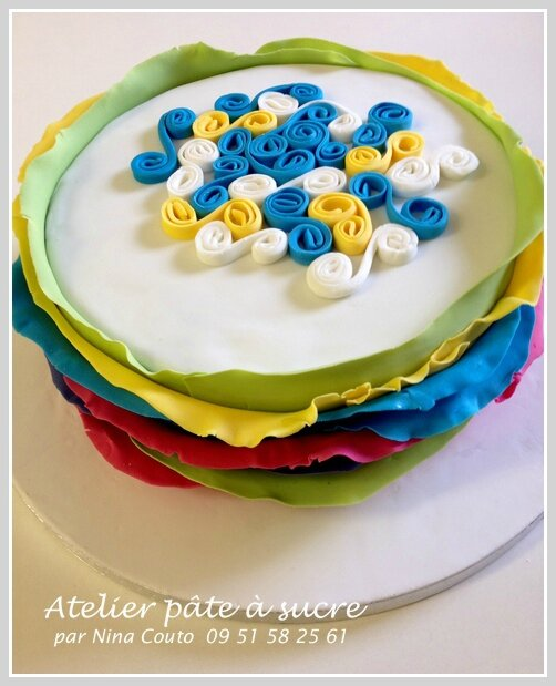 atelier pate a sucre Nina Couto 1