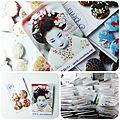 Les geishas d' o'perla, tout un programme !