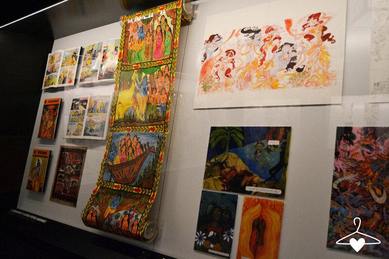 exposition-mangasia-nantes-lieu-unique-illustrations-indiennes-alice-sandra