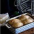 Gratin d'œufs façon florentine, au pecorino