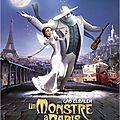 Un monstre à Paris - * * *