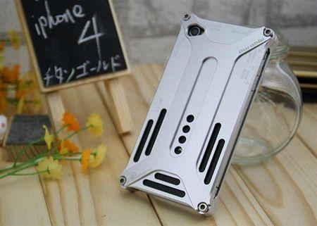 aluminum bumper Case For Iphone 4-11