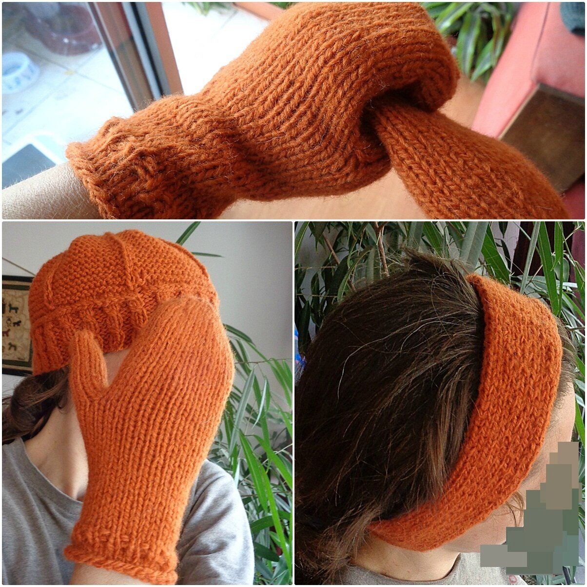 Winter Cozy Mittens de garnstudio