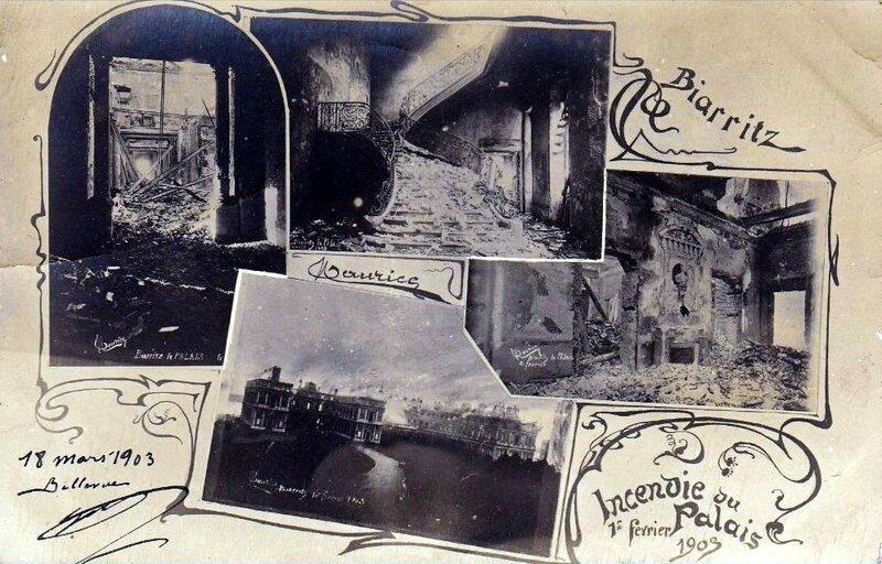 1903-03-18 incendie hotel du palais