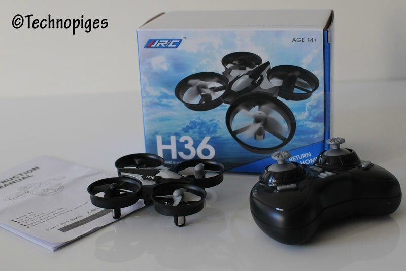 Drone_H36_JJRC1