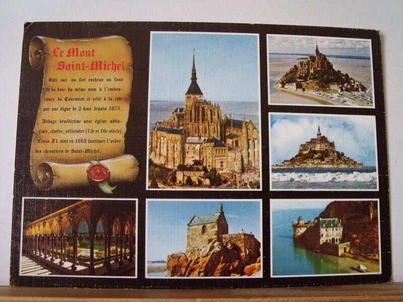 50 Mont St Michel - vierge