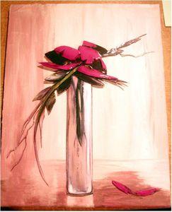 002 fleur rouge