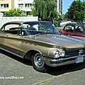 Buick electra 225 riviera hardtop de 1960 (retrorencard juin 2013)