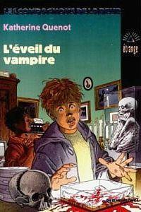eveil du vampire