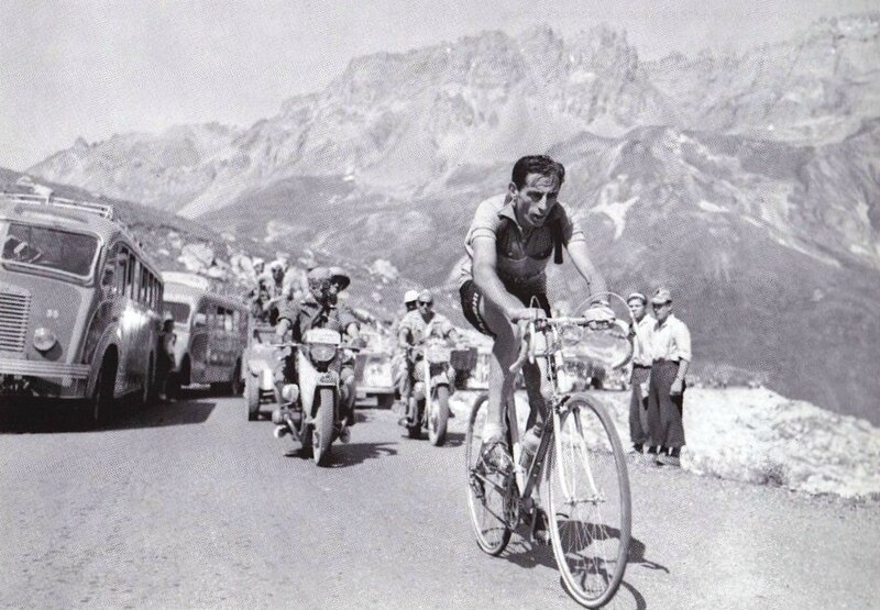 CPM Fausto Coppi TOur 1952