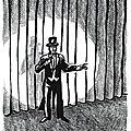 Work in progress, le magicien, à paraitre chez detective comics