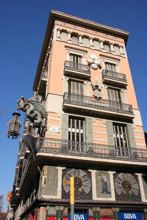 Barcelone, La Rambla_4989